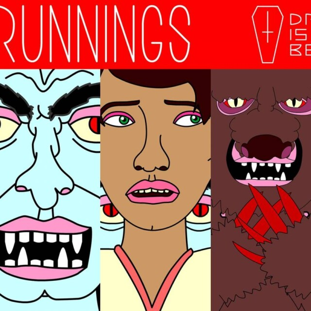 Cool Runnings - Dracula Is Only The Beginning Animated Music Video