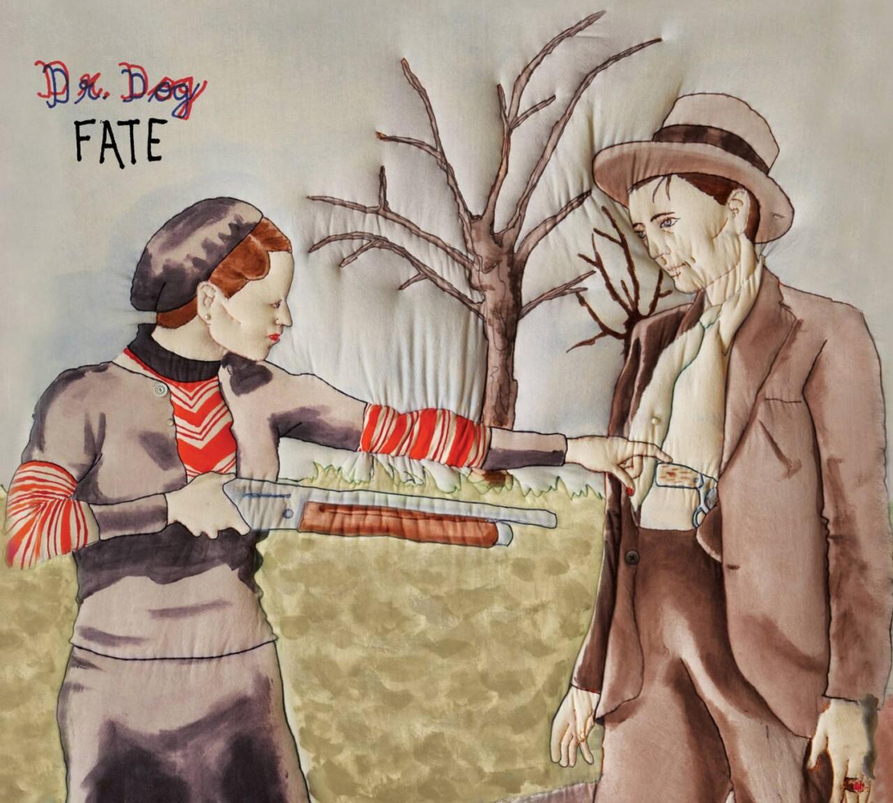 Dr. Dog FATE Album Artwork